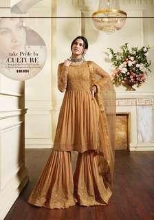 🚚 Sharara Suits Dress Material