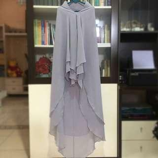 KHIMAR DOUBLE LAYER #paydaymaret
