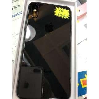 🚚 Iphonex ix 64g 另有256g i8 i8+ i6s i6s+ 實體門市 可自取 贈波保 防摔殼