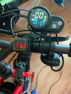 Voltmeter Wuxing Ignition