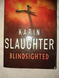 [Crime] BLINDSIGHTED by Karin Slaughter