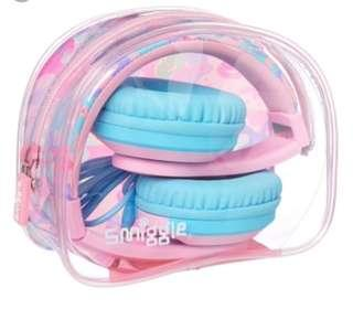 Smiggle Fold Up Headphones