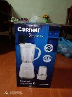 Brand New Cornell Blender with Mill