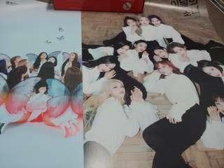 loona [xx] limited poster