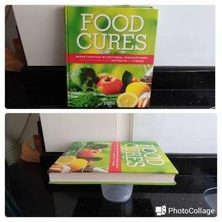 Food Cures Reader's Digest...hardcover