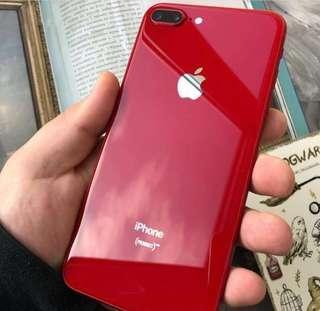 iPhone 8 Plus 64 GB RED RESMI