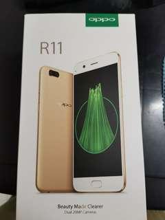 🚚 Oppo R11