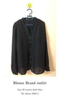Blouse and tshirt item below RM20