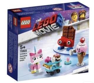 🚚 Lego Movie 2 70822 Unikitty's Sweetest Friends Ever