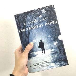 The Tragedy Paper Novel by Elizabeth Laban