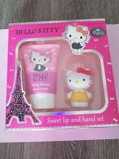 Sakes hello Kitty set