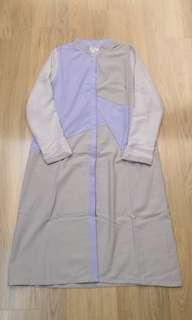 Rococo long jacket