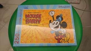 迪士尼 米奇90周年puzzle