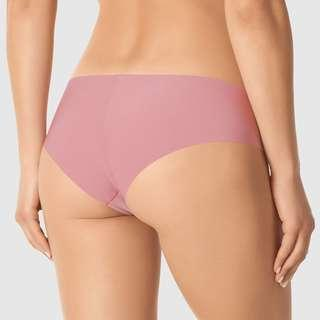 La Senza Invisible Brazilian Panty (Bois De Rose)