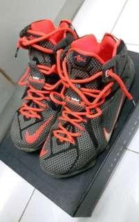 Nike LeBron Xll