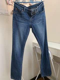 Levi's Low Waist Jeans