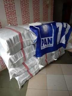 Jual Bendera Partai Amanat Nasional (PAN)
