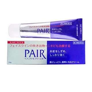Japan Lion PAIR Medicated Acne Care Cream W 14g