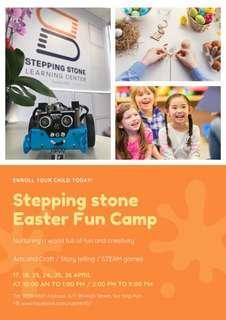 Easter Fun Camp