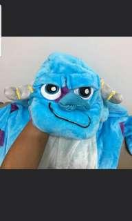 Onesie Sulley Monster Inc