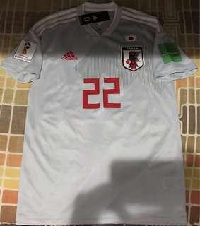 日本 Japan 球衣 波衫 世界盃 World Cup