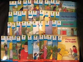 🚚 Oxford Reading Tree Stage 3 - 42 books