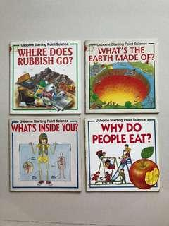 Rubbish, Earth, My Body, Why Do People Eat?