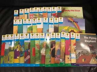 🚚 Oxford Reading Tree - Stage 4 (42 books)