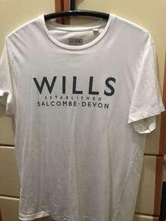 Jack Wills men t-shirt