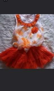 Gaun Baby Cute