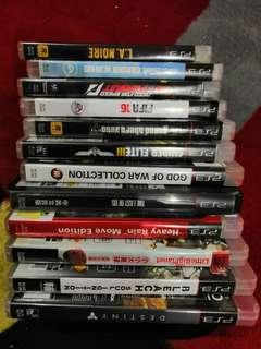 Ps3 Games Combo