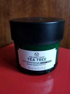 Bodyshop 茶樹油修護面膜