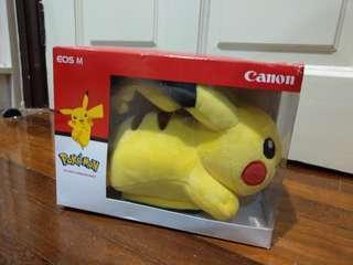 Pokemon Pikachu Canon EOS M Adventure Buddy