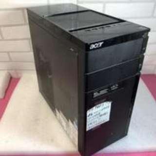 AMD4核心主機X4-740+4G 記憶體+500G+GT210 1G+Win7 不議價