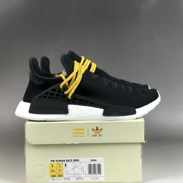 45b6ba357 Adidas Human Race NMD x PW 人類菲董初代BB3068