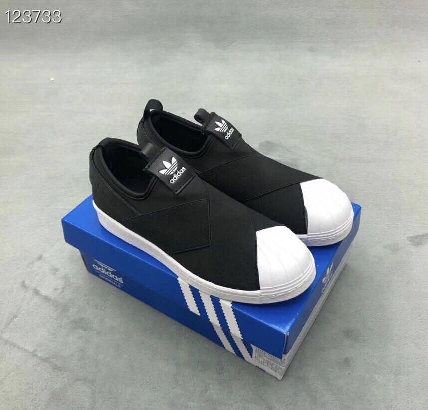 c2b8e9d220e1 Adidas Superstar Slip On