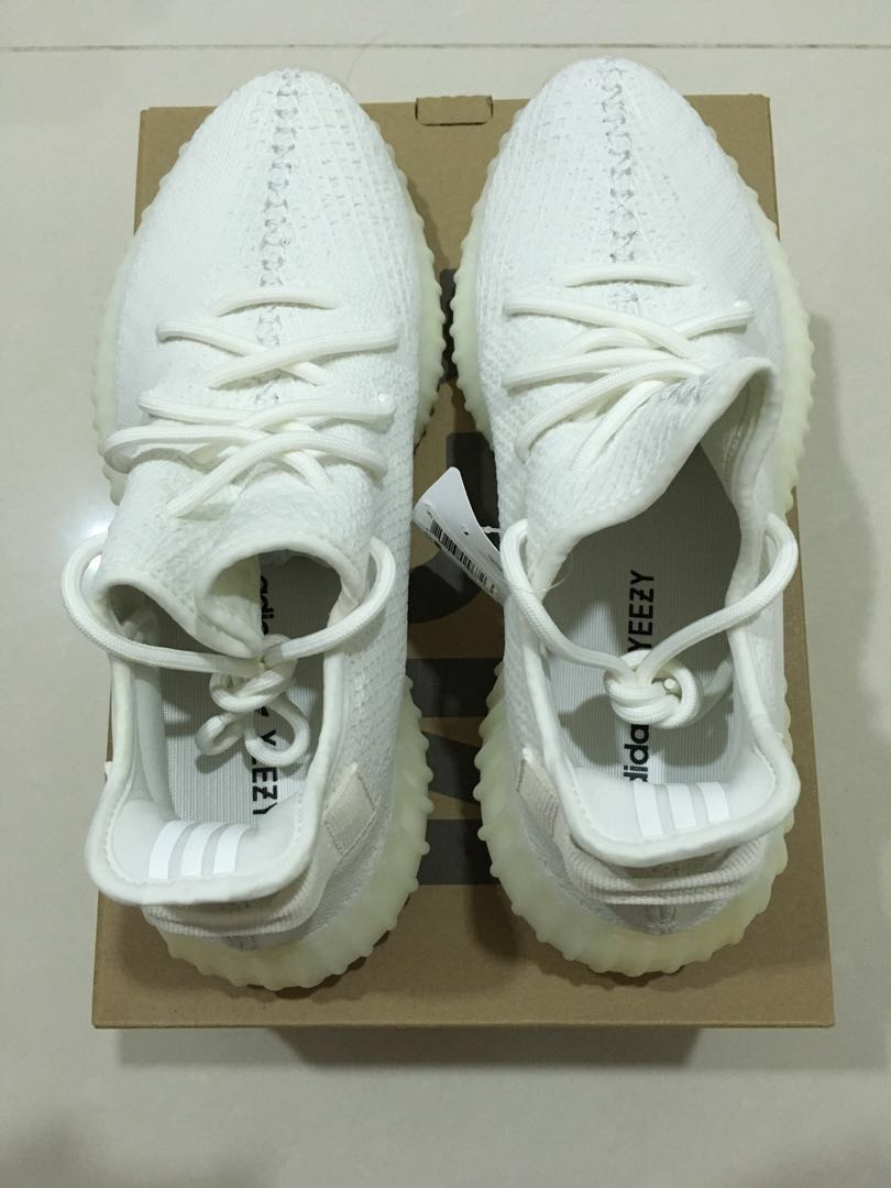 8ff6979320d Adidas yeezy boost 350 v2 cream white 100% authentic!