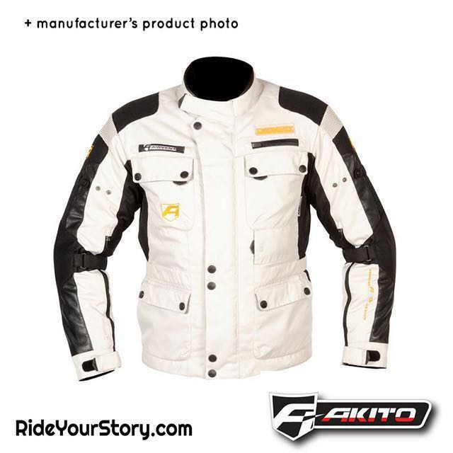 Akito Desert Motorcycle Jacket And Pant Read Description For