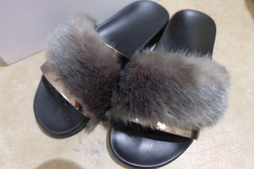 Aldo Furry Slides