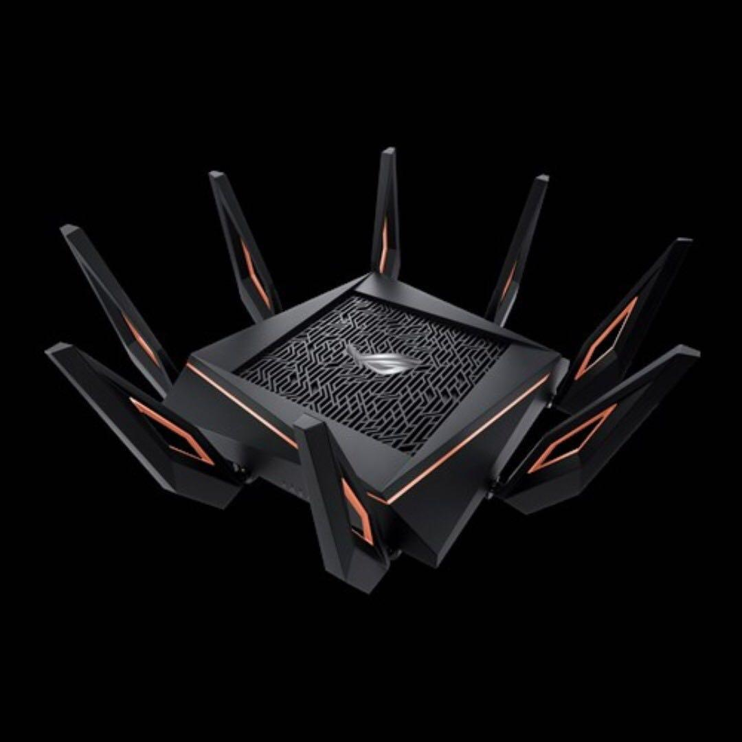 Asus ROG Rapture GT-AX11000 Tri-band WiFi 6 (802 11ax