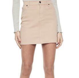 BARDOT Tusk Creme Skirt 6