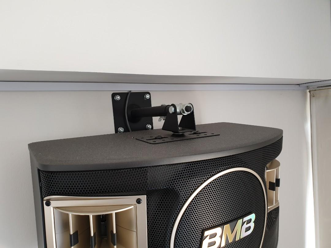 BMB CSV480 Speakers With Rexy Onkyo DSP 350 and GLXD8
