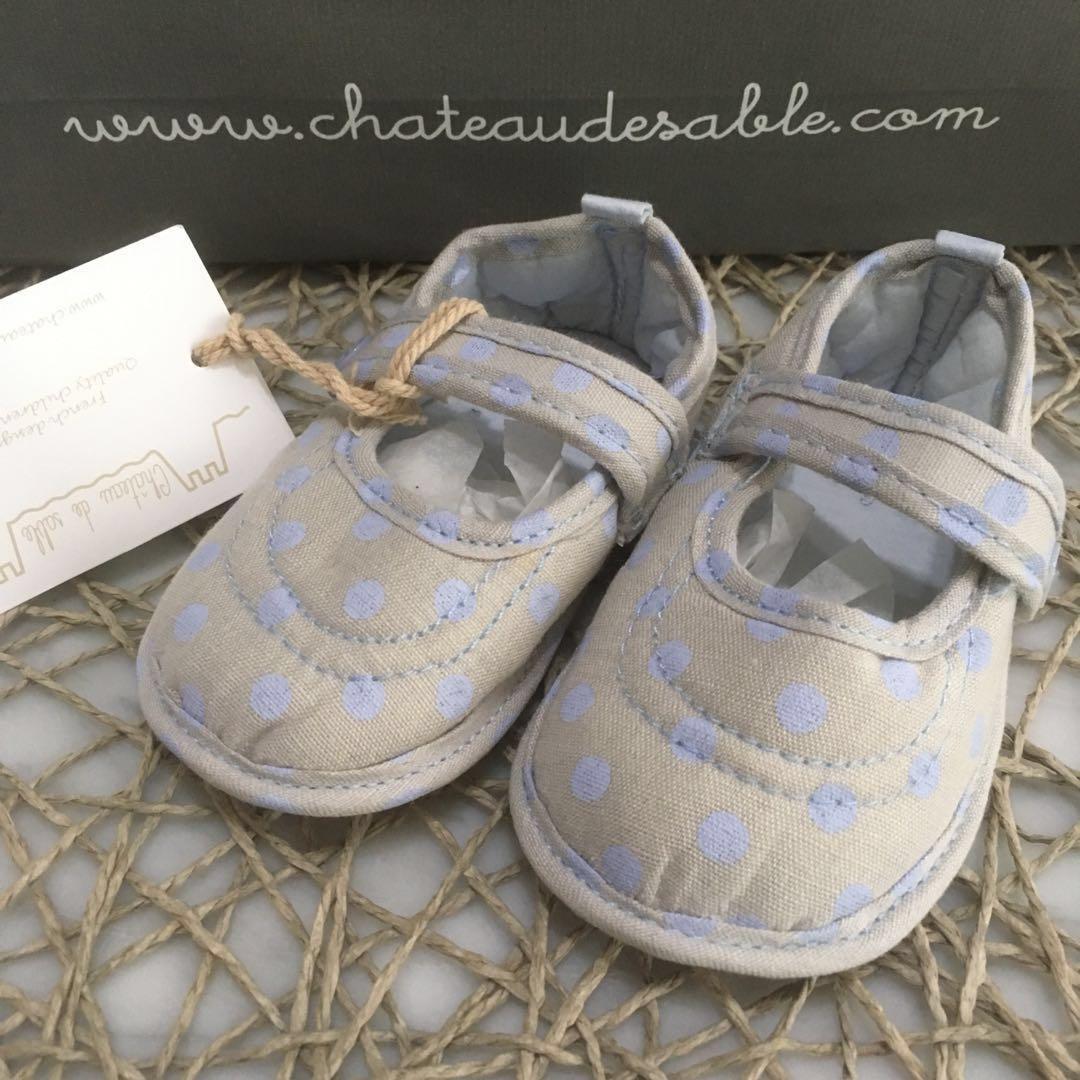 f3f4525d1c3 BN Chateau De Sable Clara Baby Knitted Knit Pre-Walker Pre Walker ...