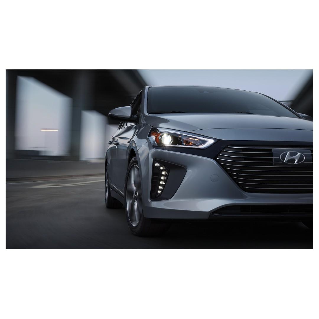 Brand New hyundai ioniq hybrid 2019 Proton Saga Iswara wira Persona X70 X50 X30 Satria Neo Perdana Preve Exora Iriz