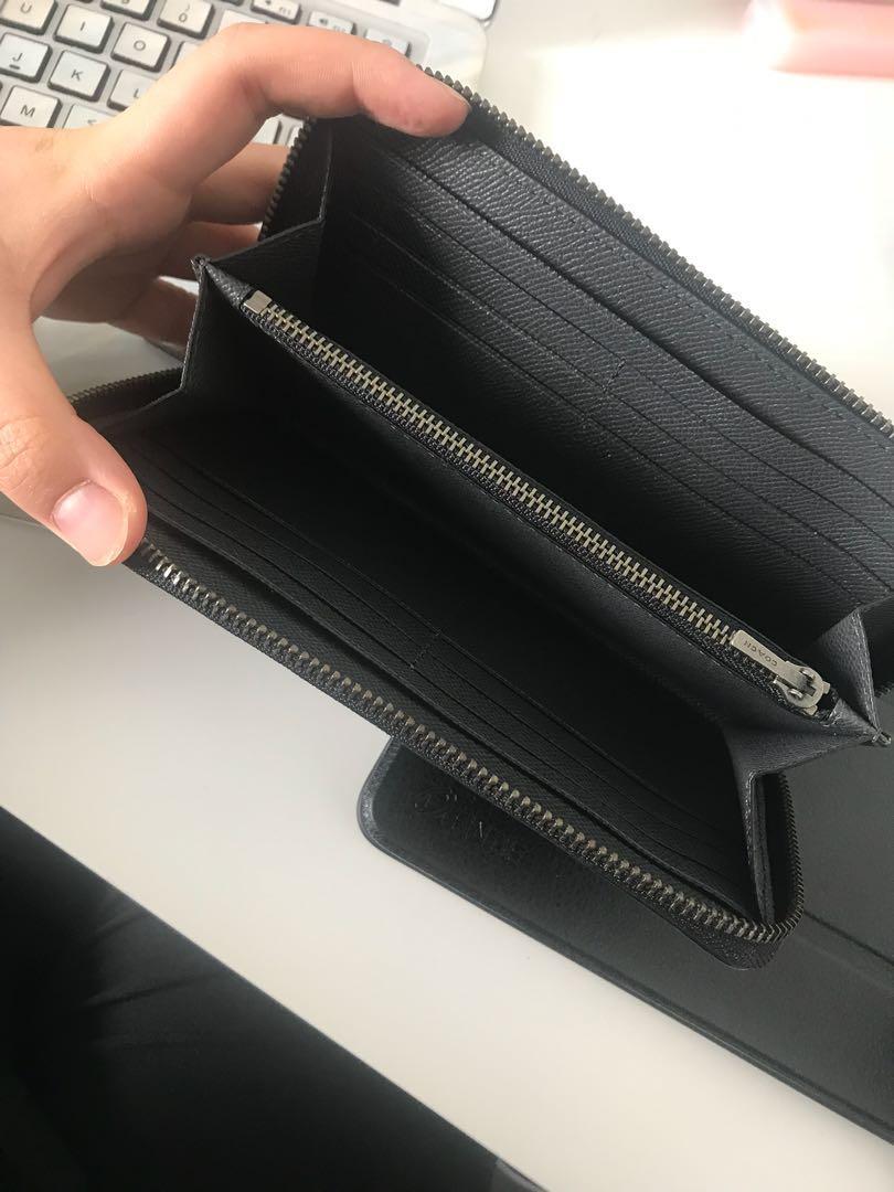Coach long wallet