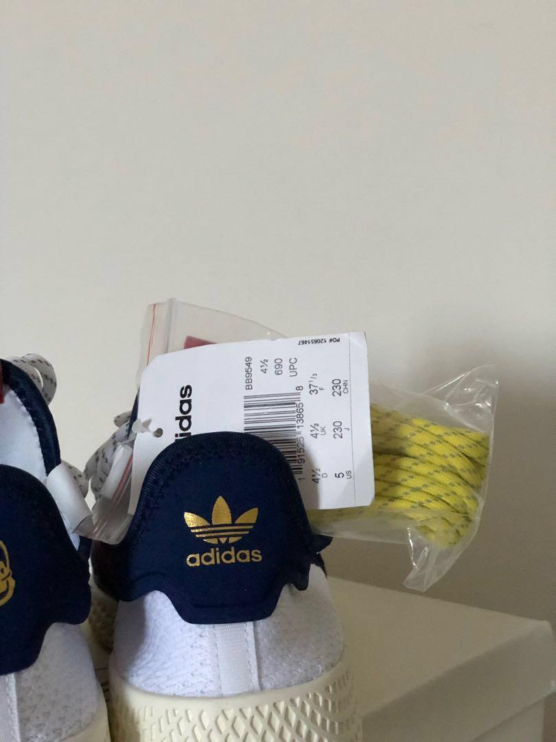 DEADSTOCK: Adidas HU X Billionaire Boys Club Sneakers