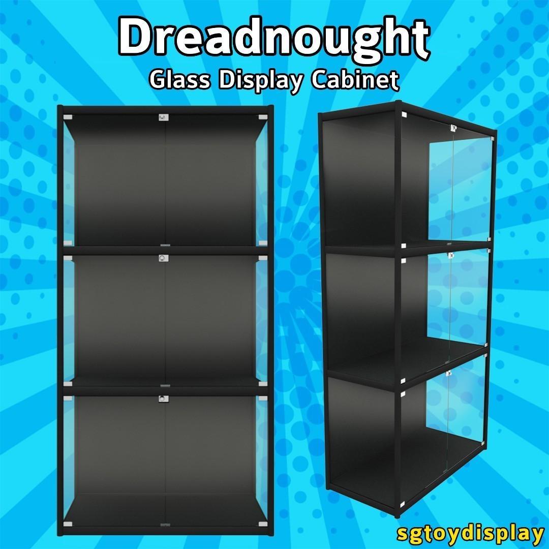 Dreadnought 1mx0.5mx2m