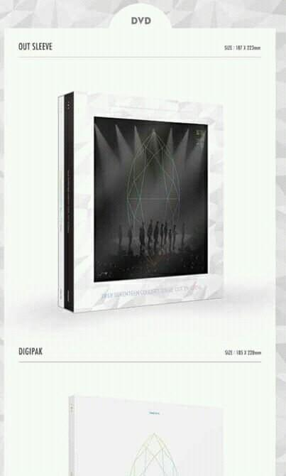 (DVD) 2018 SEVENTEEN CONCERT 'IDEAL CUT' IN SEOUL  - PREORDER/NORMAL ORDER/GROUP ORDER/GO + FREE GIFT BIAS PHOTOCARDS (1 ALBUM GET 1 SET PC, 1 SET HAS 9 PC)
