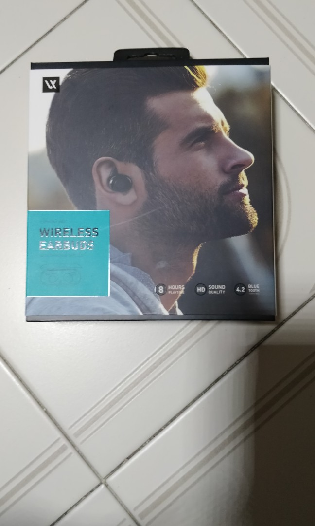 Fully Wireless Bluetooth Earbuds