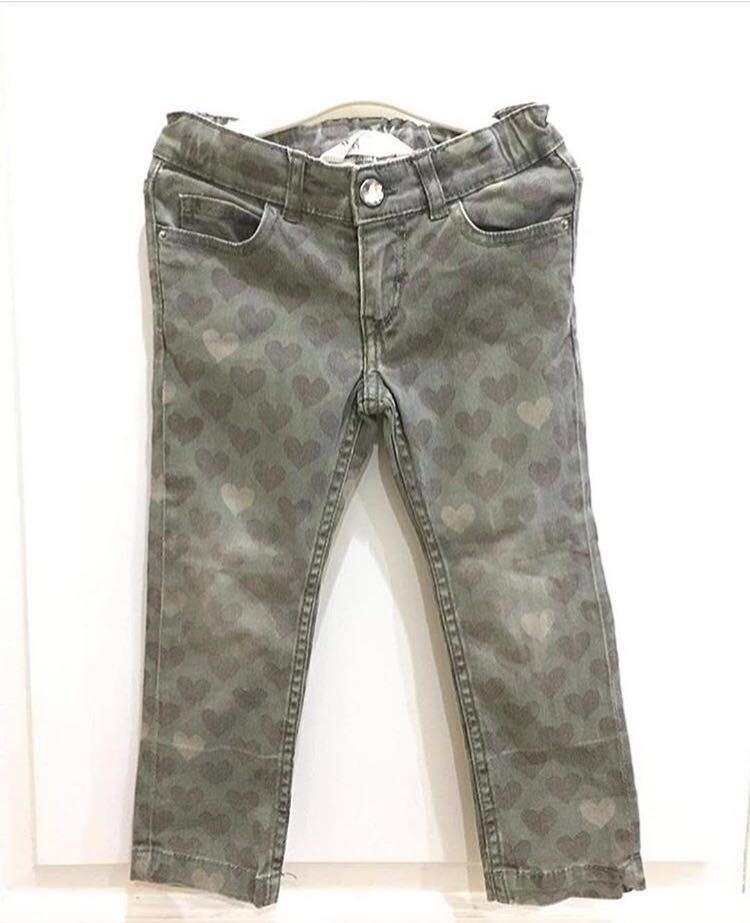H&M jeans for girl